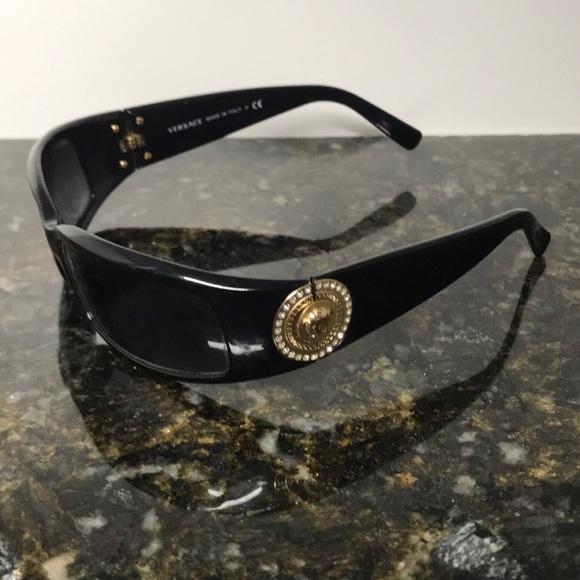 f3935fedf34e Versace 4044-b Medusa Sunglasses Limited Edition.  M 5b7204915098a0e9dba65906. Other Accessories ...
